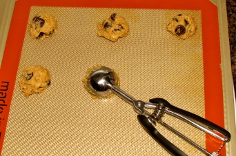 chocolate chip, oatmeal cookies, brown butter, chocolate chip oatmeal