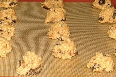 oatmeal raisin, oatmeal cookies, brown butter