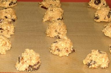 oatmeal raisin, oatmeal cookies, brown butter
